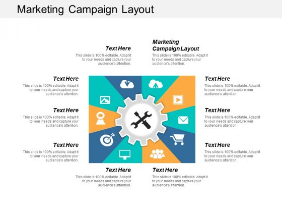 Marketing Campaign Layout Ppt PowerPoint Presentation Professional Ideas Cpb