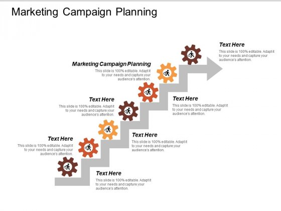 Marketing Campaign Planning Ppt Powerpoint Presentation Slides Elements Cpb