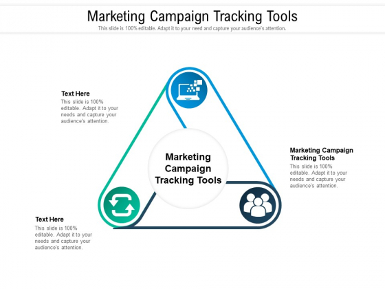 Marketing Campaign Tracking Tools Ppt PowerPoint Presentation Model Shapes Cpb Pdf