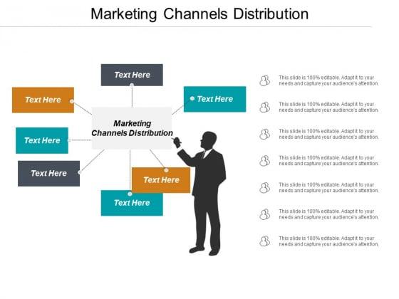 Marketing Channels Distribution Ppt PowerPoint Presentation Summary Design Ideas Cpb