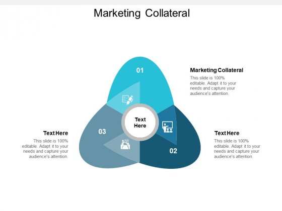 Marketing Collateral Ppt PowerPoint Presentation Pictures Graphics Design Cpb