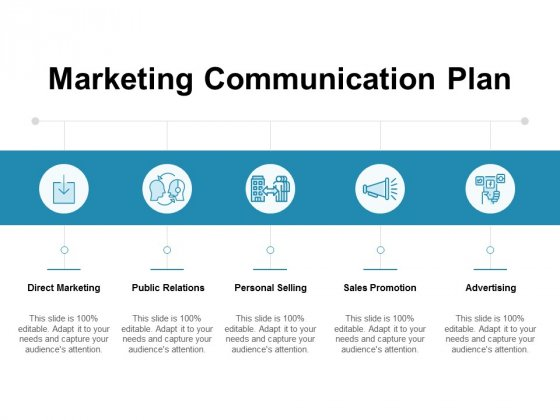 Marketing Communication Plan Ppt PowerPoint Presentation Infographics Graphics Tutorials