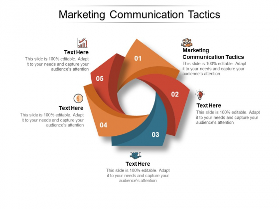 Marketing Communication Tactics Ppt PowerPoint Presentation Styles Background Designs Cpb Pdf