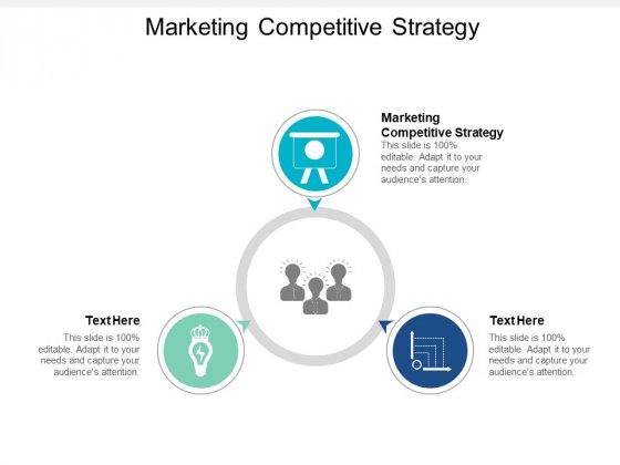 Marketing Competitive Strategy Ppt PowerPoint Presentation Model Template Cpb