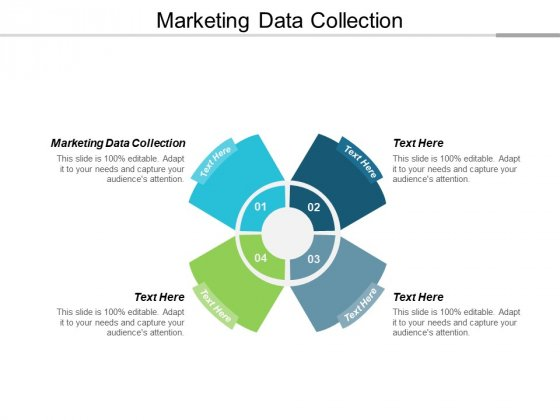 Marketing Data Collection Ppt Powerpoint Presentation Visual Aids Diagrams Cpb