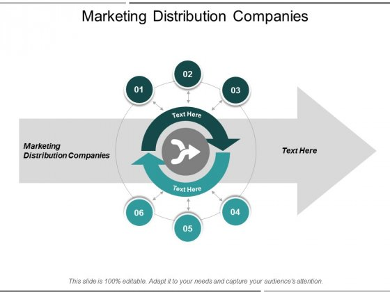 Marketing Distribution Companies Ppt Powerpoint Presentation Gallery Graphic Tips Cpb