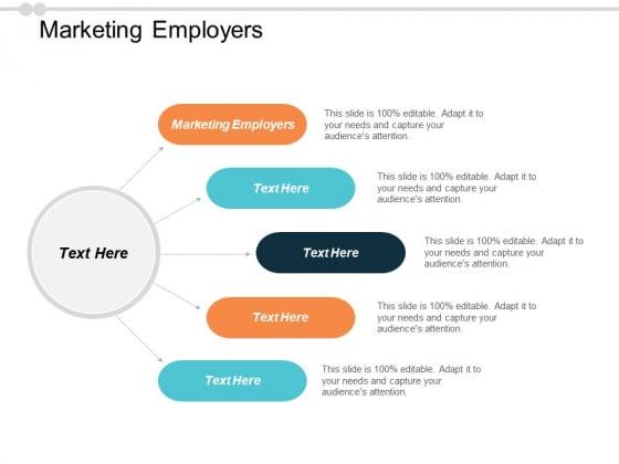 Marketing Employers Ppt PowerPoint Presentation Gallery Demonstration Cpb