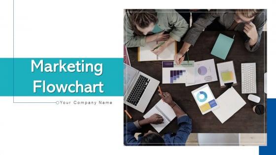 Marketing_Flowchart_Digital_Sales_Ppt_PowerPoint_Presentation_Complete_Deck_With_Slides_Slide_1