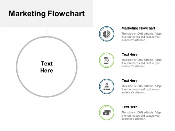 Marketing Flowchart Ppt PowerPoint Presentation File Background Images Cpb