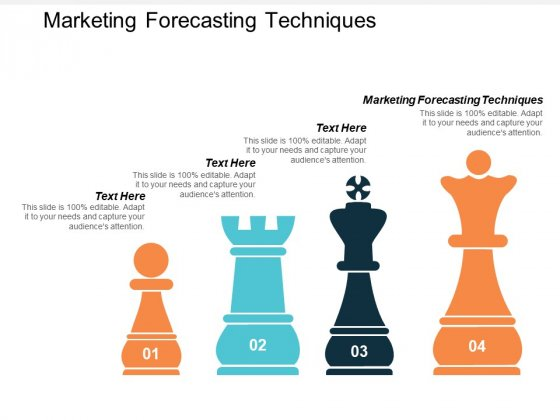 Marketing Forecasting Techniques Ppt PowerPoint Presentation Professional Guide Cpb