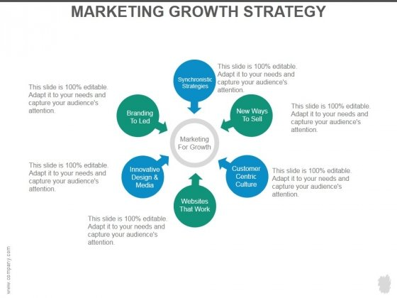 Marketing Growth Strategy Ppt PowerPoint Presentation Files