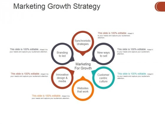 Marketing Growth Strategy Template 1 Ppt PowerPoint Presentation Rules