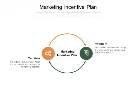 Marketing Incentive Plan Ppt PowerPoint Presentation Styles Influencers Cpb