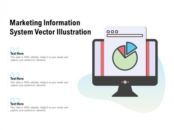 Marketing Information System Vector Illustration Ppt PowerPoint Presentation Visual Aids Background Images