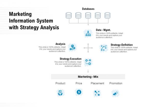 Marketing Information System With Strategy Analysis Ppt PowerPoint Presentation Portfolio Slide Portrait