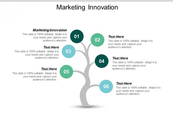 Marketing Innovation Ppt PowerPoint Presentation Slides Graphics Example Cpb