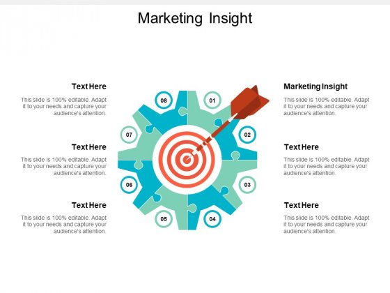 Marketing Insight Ppt PowerPoint Presentation Ideas Aids Cpb