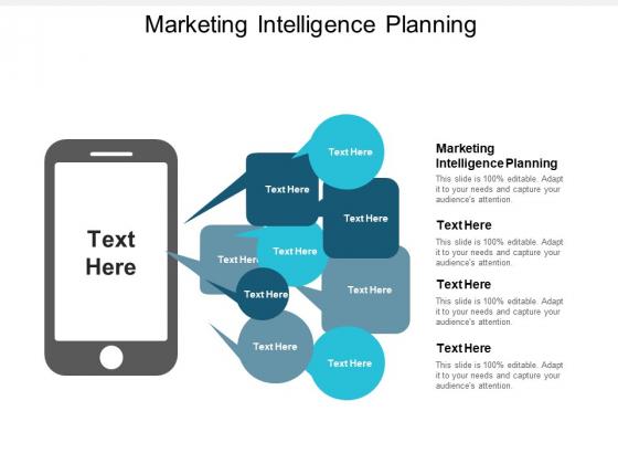 Marketing Intelligence Planning Ppt PowerPoint Presentation Design Templates Cpb