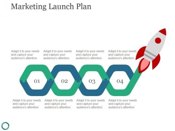 Marketing Launch Plan Ppt PowerPoint Presentation Clipart