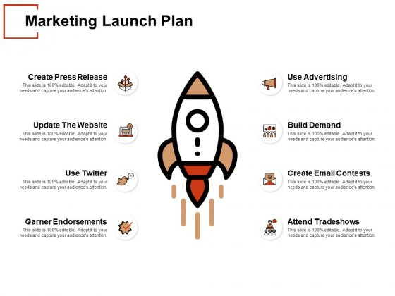 Marketing Launch Plan Ppt PowerPoint Presentation Model Introduction