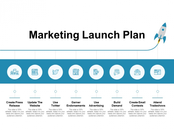Marketing Launch Plan Ppt PowerPoint Presentation Outline Examples