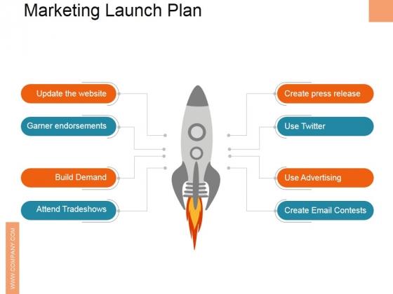 Marketing Launch Plan Ppt PowerPoint Presentation Pictures Diagrams