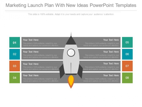 Marketing Launch Plan With New Ideas Powerpoint Templates - Great powerpoint templates