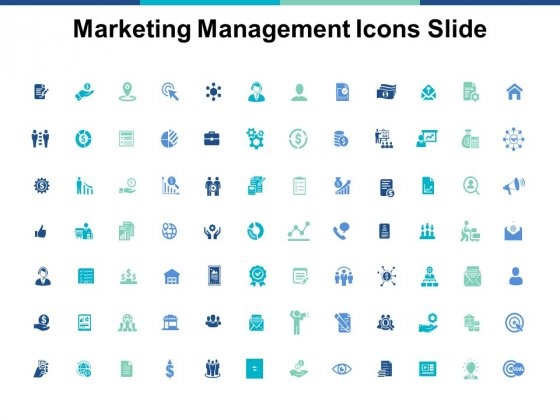 Marketing Management Icons Slide Strategy Ppt PowerPoint Presentation Layouts Sample