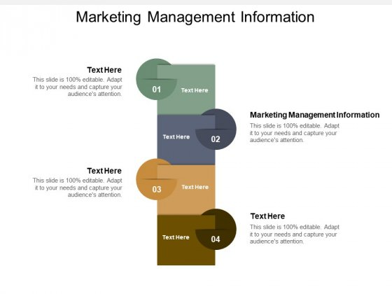 Marketing Management Information Ppt PowerPoint Presentation Layouts Example File Cpb