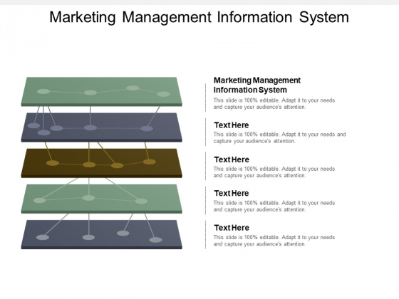 Marketing Management Information System Ppt PowerPoint