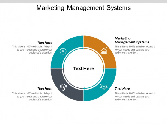 Marketing Management Systems Ppt PowerPoint Presentation Show Inspiration Cpb