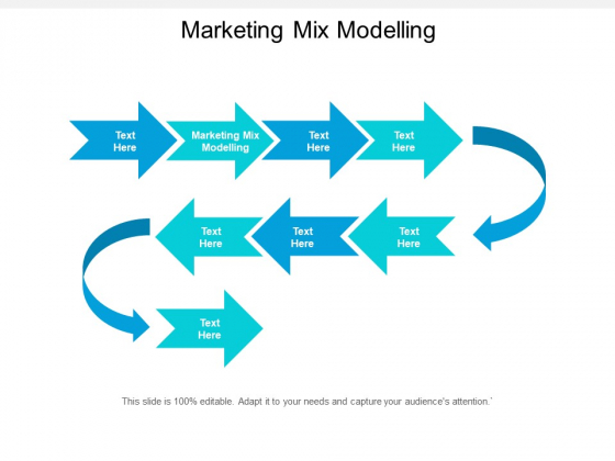 Marketing Mix Modelling Ppt PowerPoint Presentation Styles Model Cpb