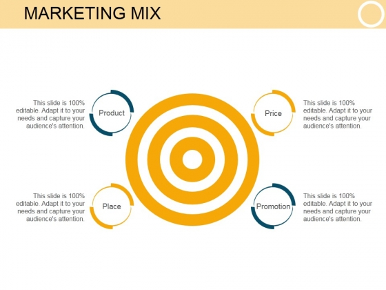 Marketing Mix Template 1 Ppt PowerPoint Presentation Templates