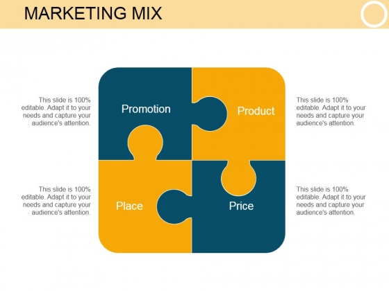 Marketing Mix Template 2 Ppt PowerPoint Presentation Layouts