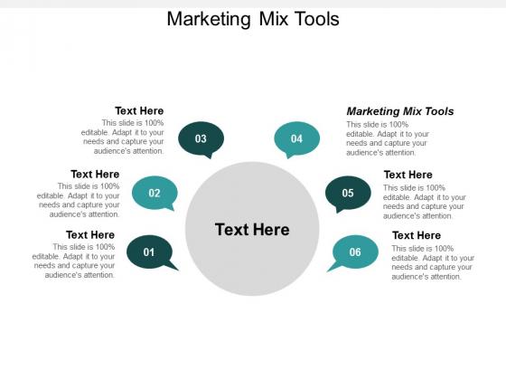 Marketing Mix Tools Ppt PowerPoint Presentation Visuals Cpb