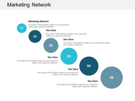 Marketing Network Ppt PowerPoint Presentation Infographics Example Topics Cpb