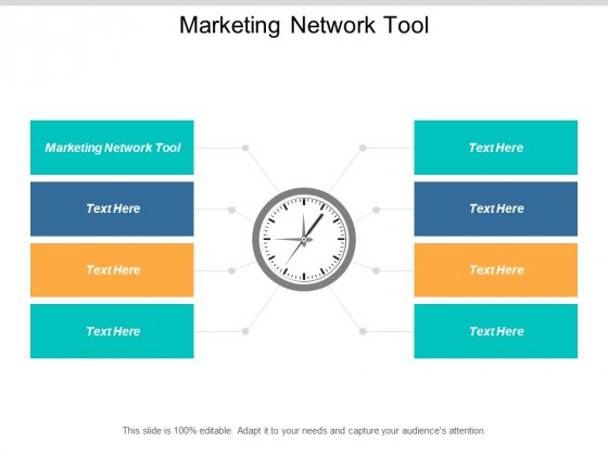 Marketing Network Tool Ppt PowerPoint Presentation Ideas Demonstration Cpb