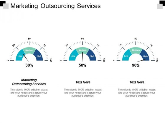 Marketing Outsourcing Services Ppt PowerPoint Presentation Professional Grid Cpb