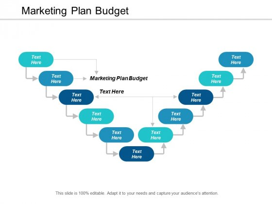 Marketing Plan Budget Ppt PowerPoint Presentation Layouts Slide Download Cpb