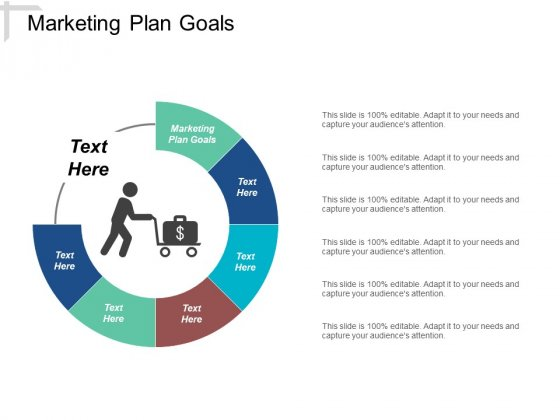 Marketing Plan Goals Ppt PowerPoint Presentation Summary Shapes Cpb