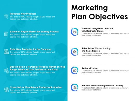 Marketing Plan Objectives Ppt PowerPoint Presentation Infographic Template Outfit