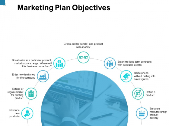 Marketing Plan Objectives Team Ppt PowerPoint Presentation File Examples