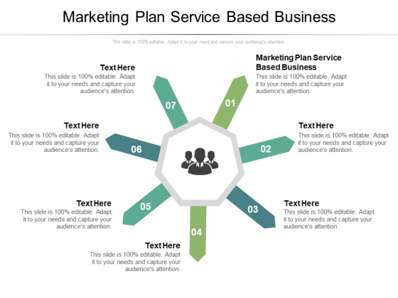 Marketing Plan Service Based Business Ppt PowerPoint Presentation Outline Graphics Example Cpb Pdf