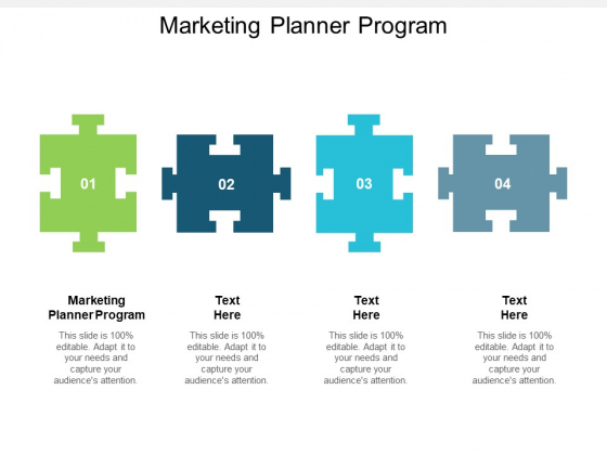 Marketing Planner Program Ppt PowerPoint Presentation Inspiration Sample Cpb