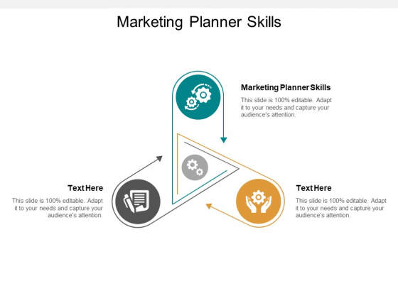 Marketing Planner Skills Ppt PowerPoint Presentation Infographics Slide Portrait Cpb