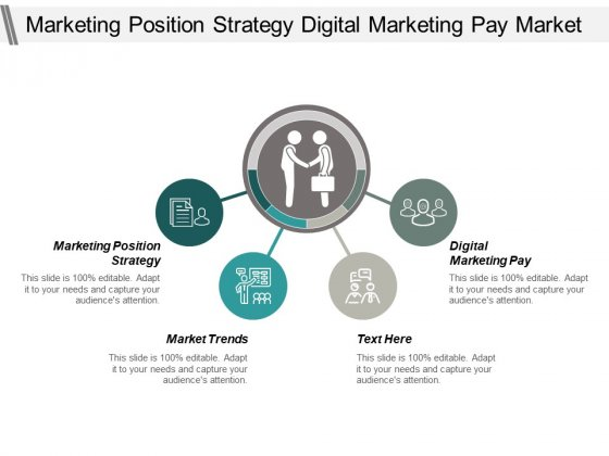 Marketing Position Strategy Digital Marketing Pay Market Trends Ppt PowerPoint Presentation Layouts Graphics Cpb