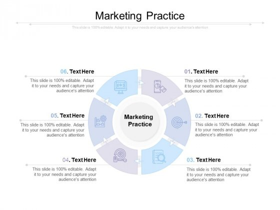 Marketing Practice Ppt PowerPoint Presentation Visual Aids Professional Cpb