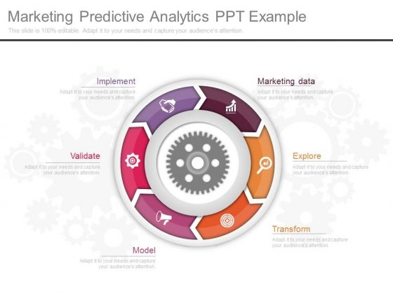 Marketing Predictive Analytics Ppt Example