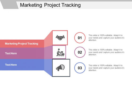 Marketing Project Tracking Ppt PowerPoint Presentation Outline Background Designs Cpb Pdf