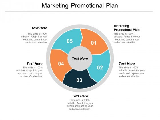 Marketing Promotional Plan Ppt PowerPoint Presentation Model Grid Cpb